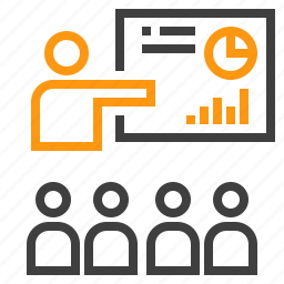 business, connect, finance, marketing, meeting icon