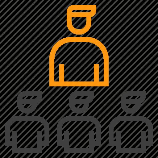 business, connect, finance, marketing, team, work icon