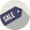 free, off, offer, ribbon, sale, shopping, tag icon