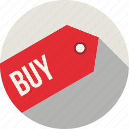 buy, label, off, offer, ribbon, sale, shopping icon