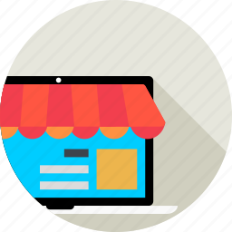 marketplace, online, product, sell, shop, shopping, store icon