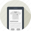 app, mobile, online, product, shop, shopping, store icon