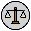 justice, law, marketing, scale icon