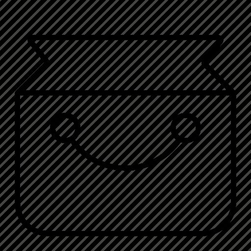bag, purchase, shop bag, shopper, shopping icon