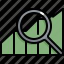 business, chart, data analysis, finance, graph, marketing, profit icon