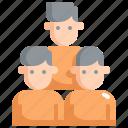business, group, marketing, team, teamwork, user icon