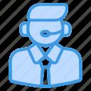 call center agent, customer, customer support, service, technical support, telemarketer, user