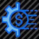 gear, money, digital, marketing, strategy