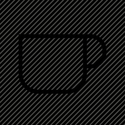 break, coffee, mug icon