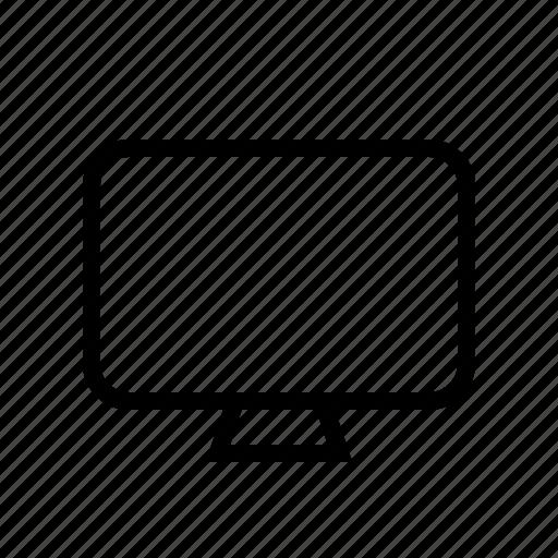 computer, desktop, screen icon