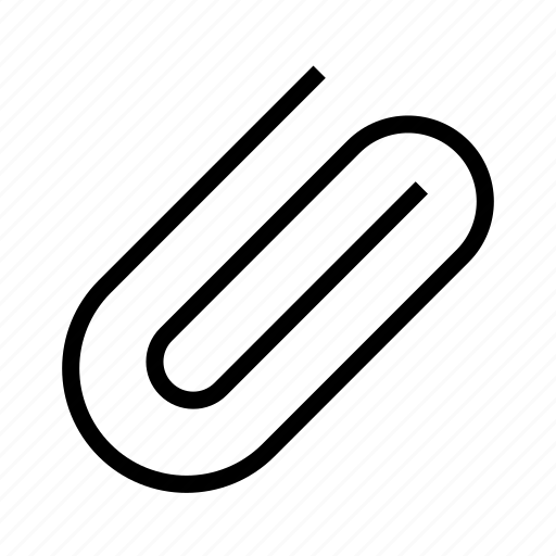 clip, group, paper, paperclip icon