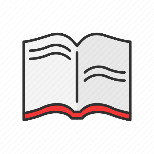 book, files, list, notes icon