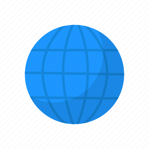 earth, globe, internet browser, map icon