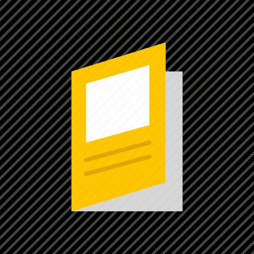 book, magazine, newspaper, notebook icon