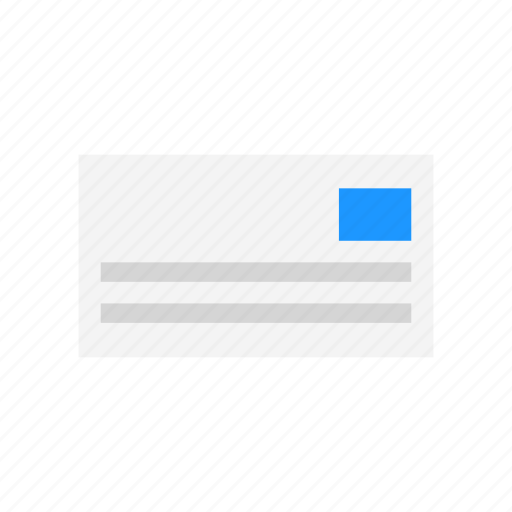 Address, envelope, letter, mail icon - Download on Iconfinder