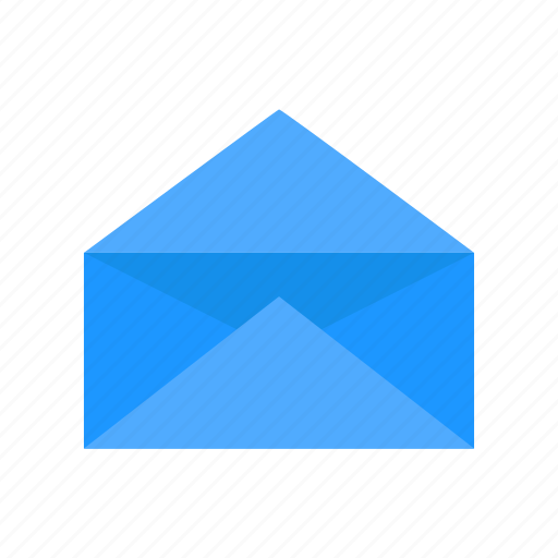 e - mail, envelope, letter, mail, open letter icon
