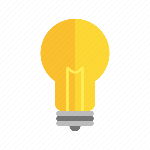 bulb, creative, creativity, idea, innovation icon