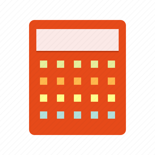 business, calculation, calculator, mathematics, profit icon