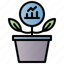 growth, growing, development, business, success, progress