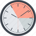 business, clock, management, time icon