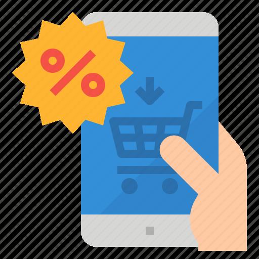marketing, online, promotion, sale icon