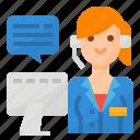 call, center, operator, service, support icon