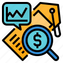 business, marketing, pricing, strategy icon