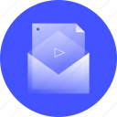 video, message, gif, meme, spam, letter, email