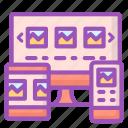 responsive, design, mobile, website
