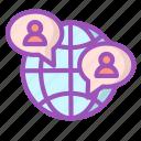 world wide, internet, browser, communication