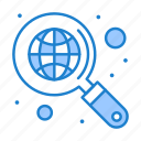 global, search, web, wide, world icon