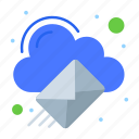 cloud, computing, email