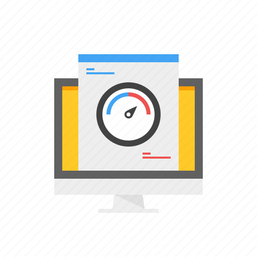 Loading, optimization, seo, speed, website icon - Download on Iconfinder