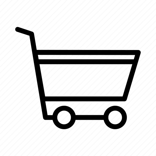 cart, ecommerce, market, shop, shopping, trolley icon