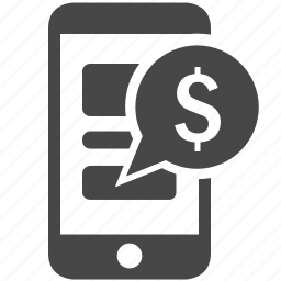 business, buy, ecommerce, marketting, mobile, money, phone icon