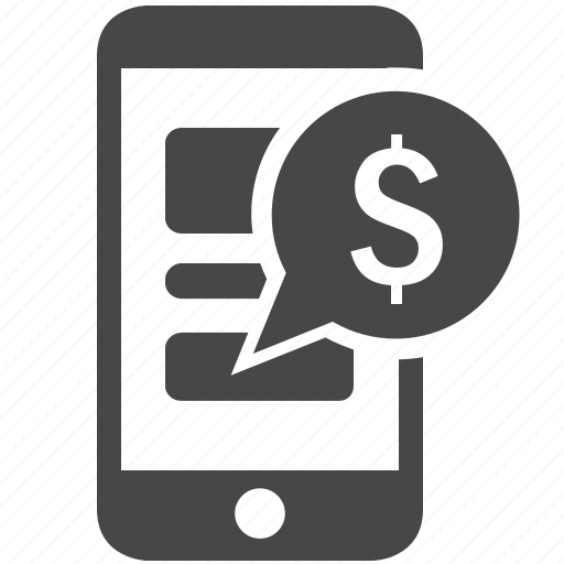 Buy Sell Icon: Business, Buy, Ecommerce, Marketting, Mobile, Money, Phone