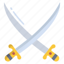 war, sword