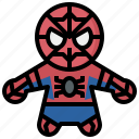 avangers, man, marvel, avatars, spider, hero, gartoon