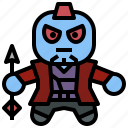 avangers, marvel, avatars, hero, gartoon, yondu