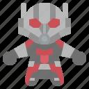 antman, avangers, avatars, gartoon, hero, marvel icon