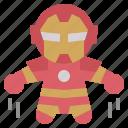 avangers, avatars, gartoon, hero, ironman, marvel icon