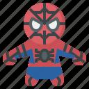 avangers, avatars, gartoon, hero, man, marvel, spider icon
