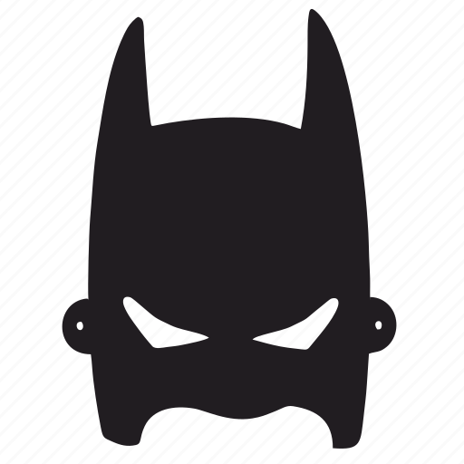 batman face mask template - batman face mask skin icon