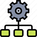 industry, mass, process, product, production icon