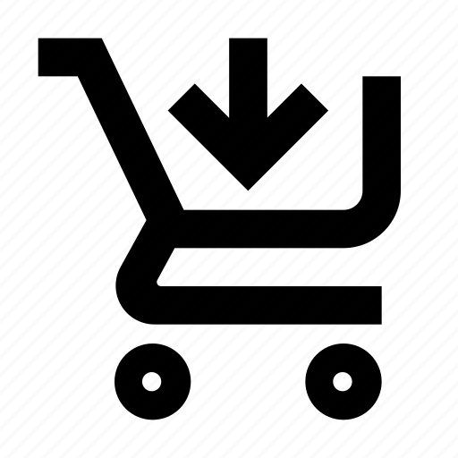 add, buy, cart icon