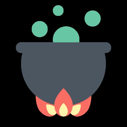 Cauldron, halloween, pot, witch icon - Free download