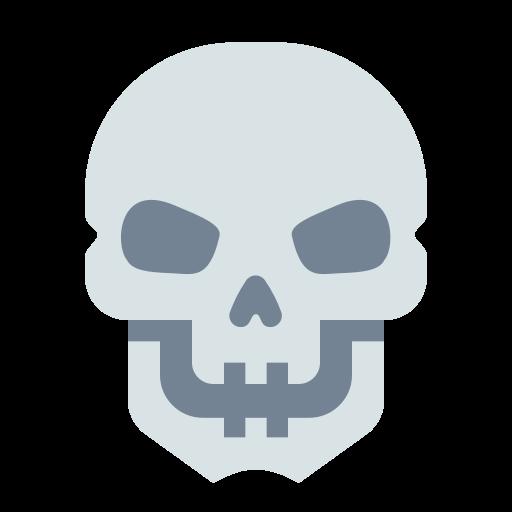 halloween, horror, skeleton, skull icon