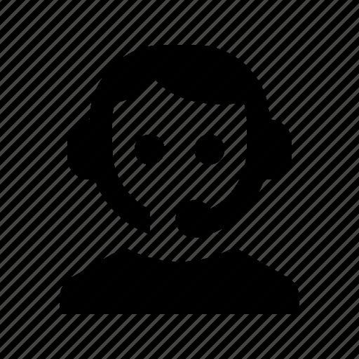 avatar, human, man, support icon