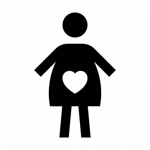 Pregnant, woman icon - Download on Iconfinder on Iconfinder