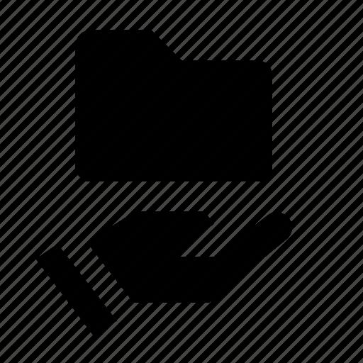 files, folder, share, shared, storage icon